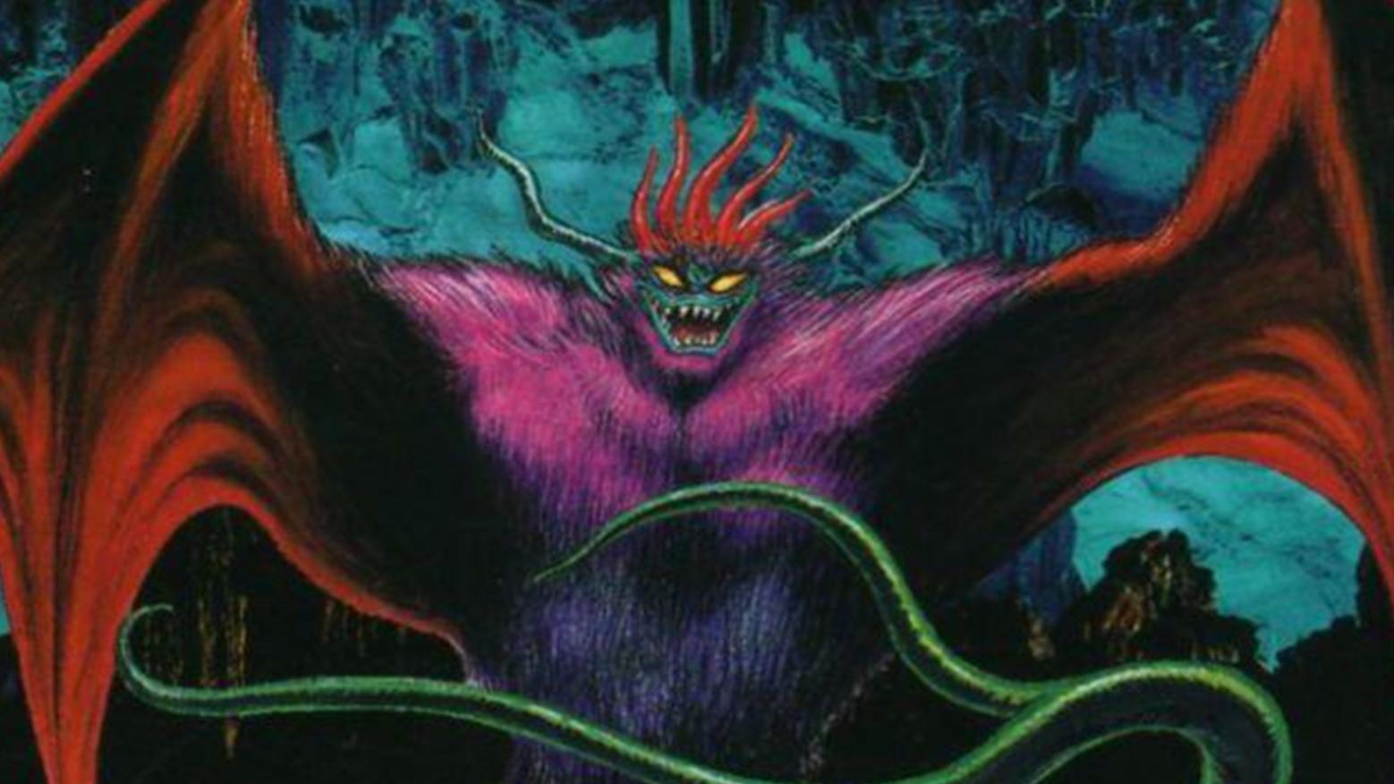 恶魔是什么?神又是什么?被腰斩的神魔物语 恶魔人的前身 魔王但丁