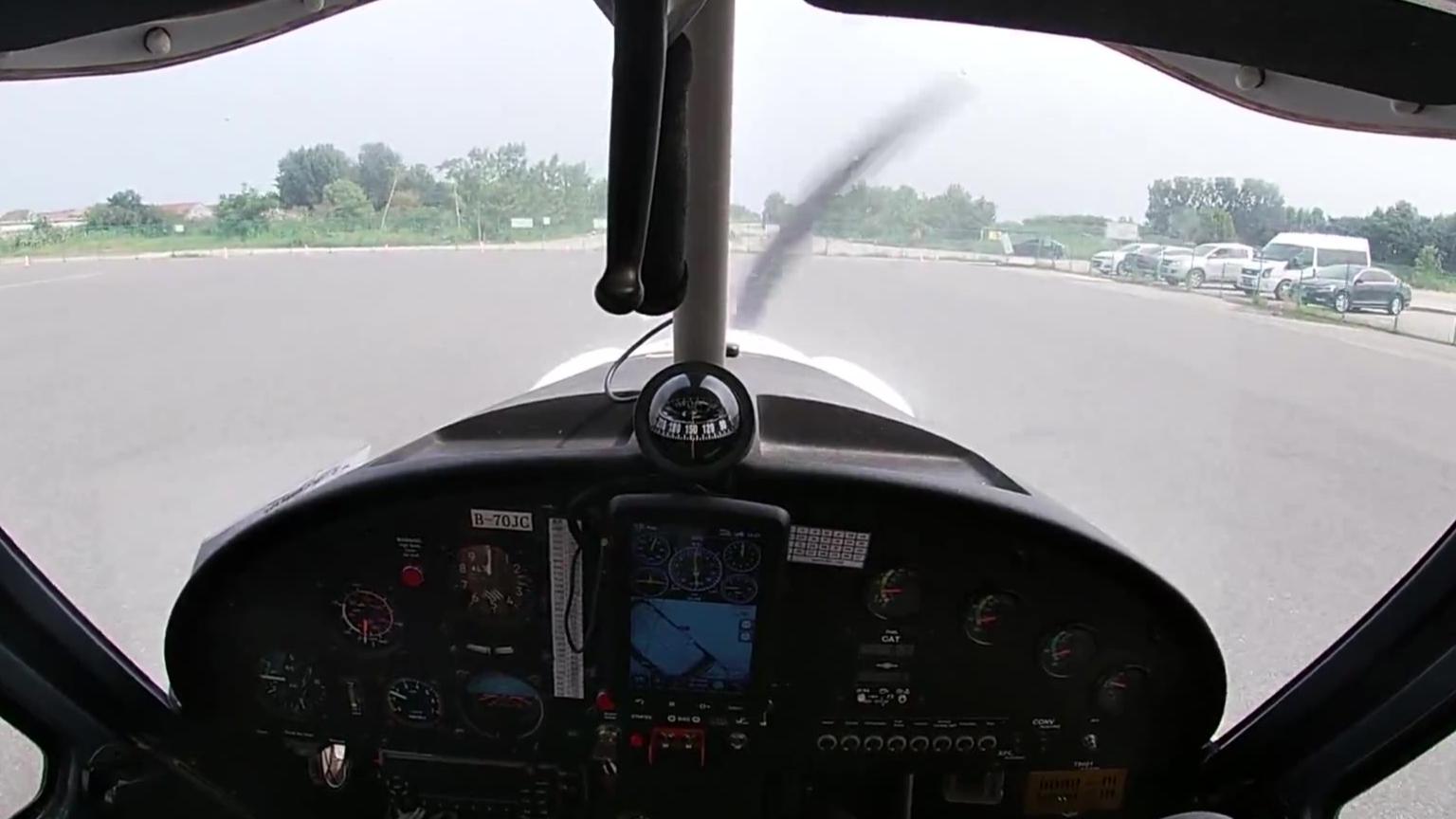 【超A新生计划】飞行训练,落地,滑入机坪#2