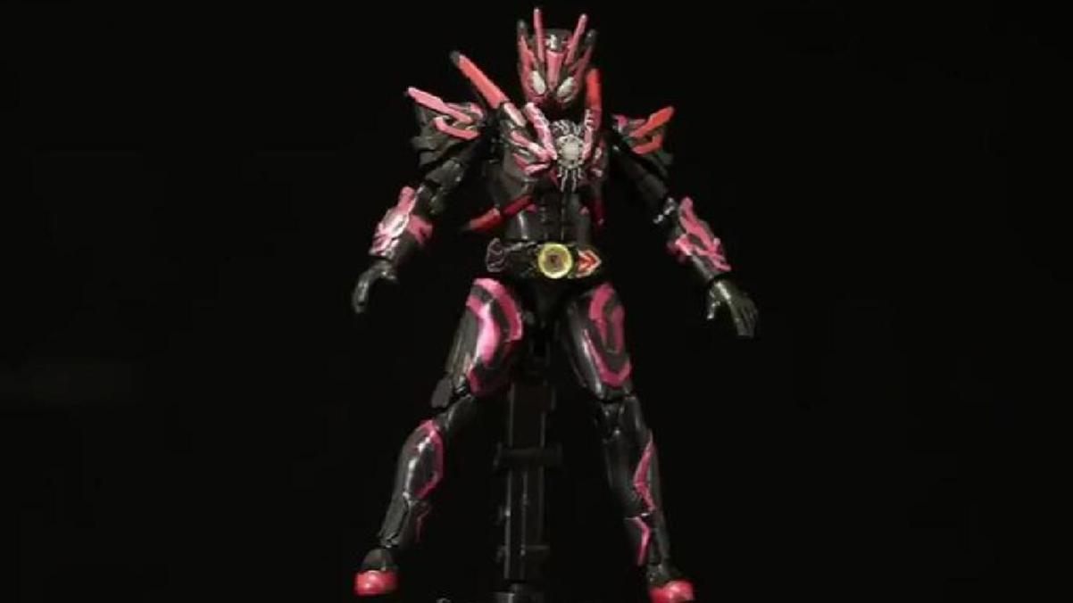 装动假面骑士ZERO-ONE剧场版地狱升跃蝗虫形态
