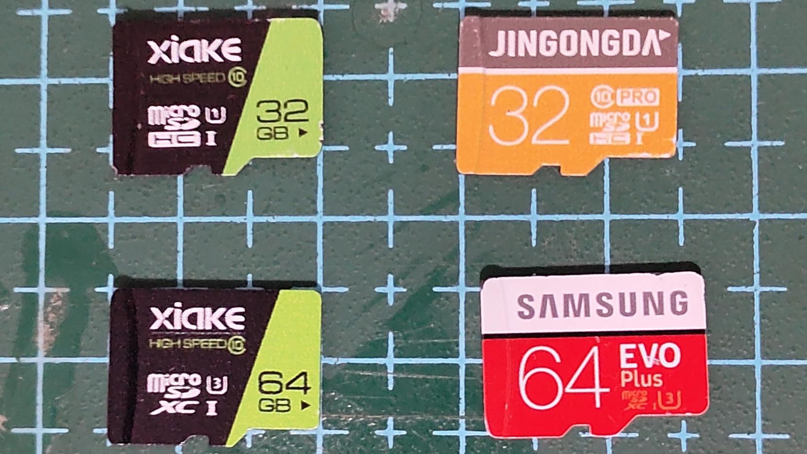 【超A新生计划】9.3元的杂牌64GB内存卡买了会翻车吗?