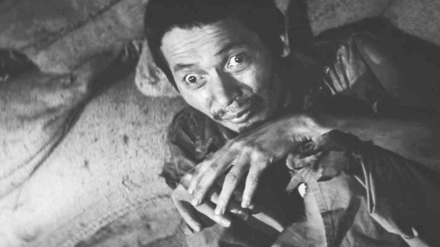 日本反战电影的巅峰之作,让你看到真正的战争有多残酷