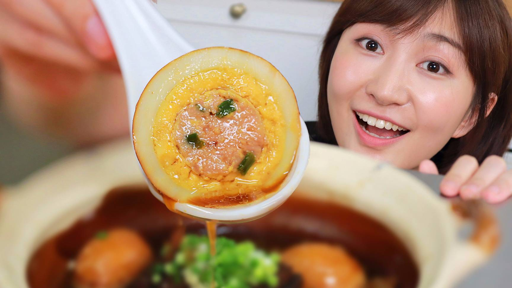 论:如何把肉丸塞进蛋黄