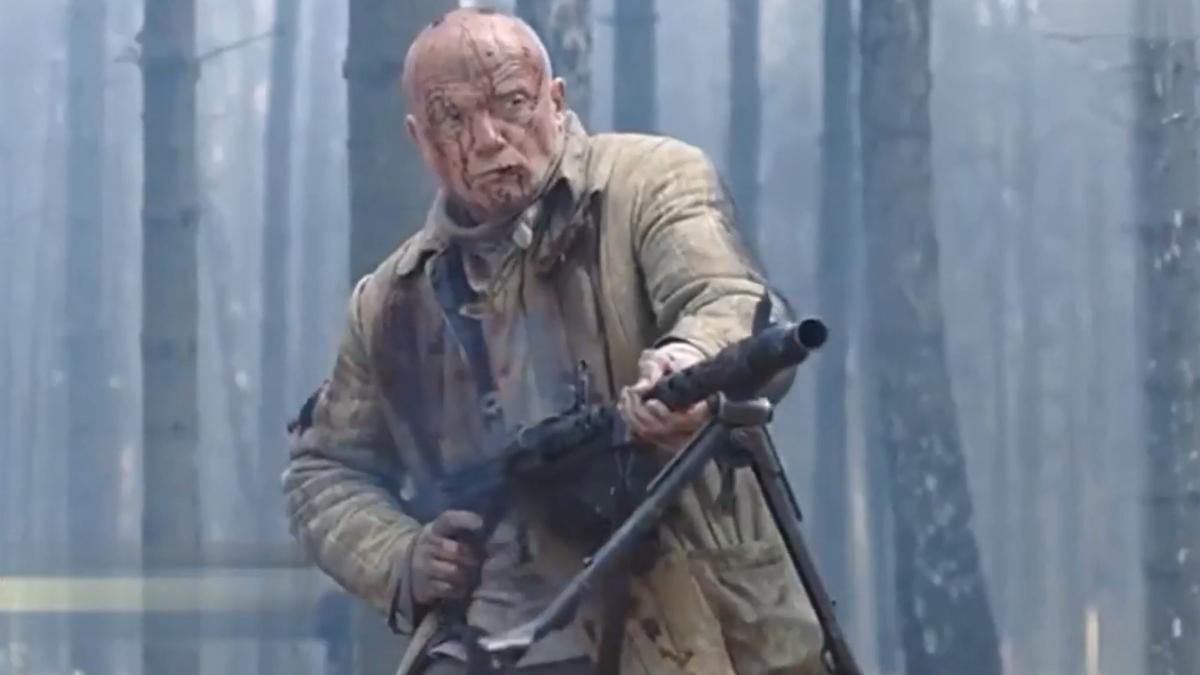 【战争影视合集】二战的苏联老兵惹不起,个个都是大挂逼!!