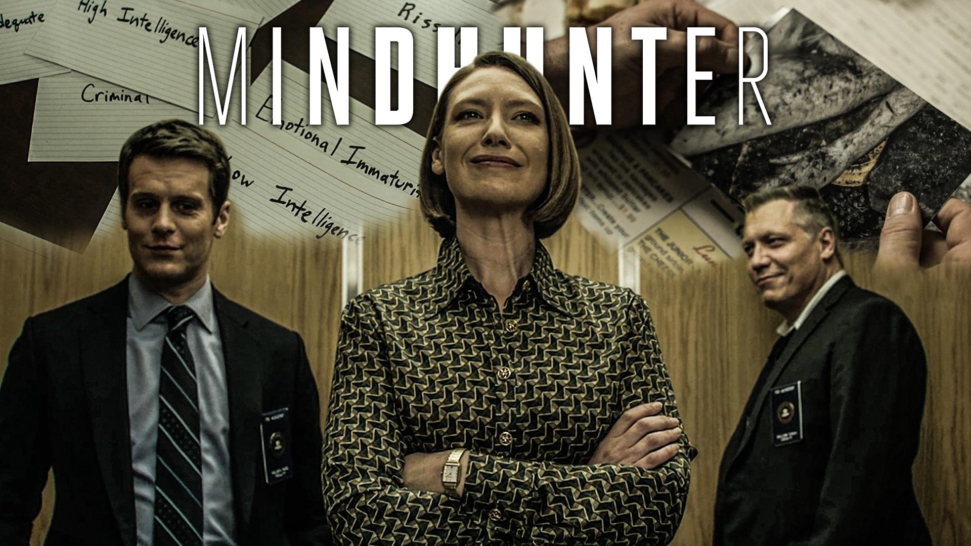 【墨菲】《心灵猎人》第4期:三巨头组队,意外转折出现——犯罪心理研究的专职化与正式化