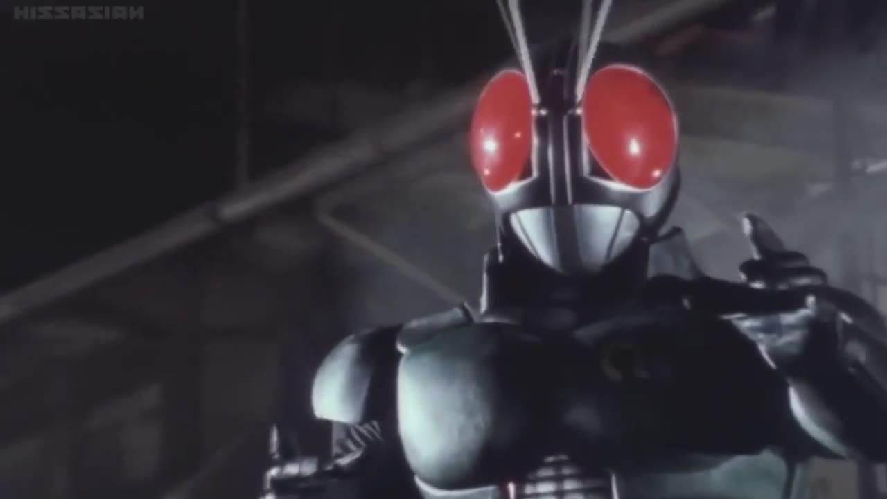 【渣翻】假面骑士black rx【超A新生计划】