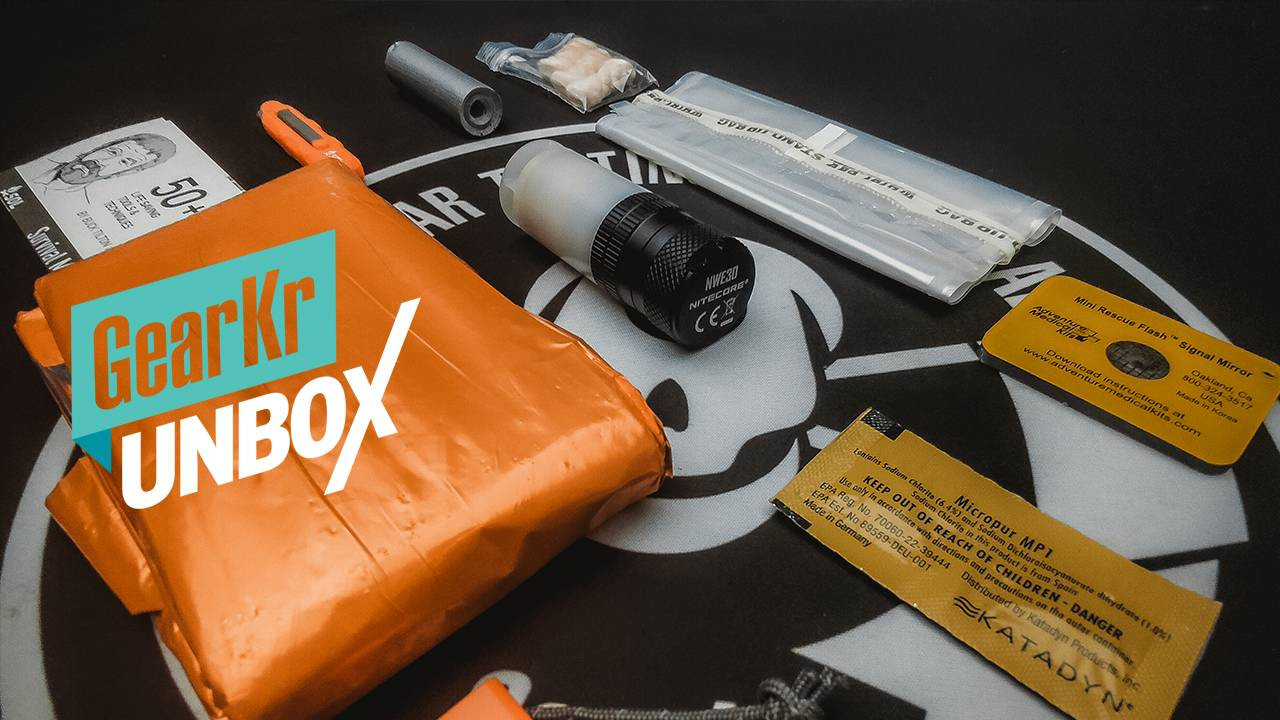 UNBOX / 身处户外必不可少的新一代保命神器——NITECORE NWE30电子求生哨