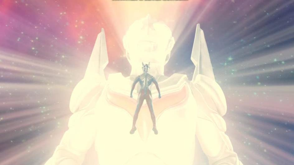 【赛罗奥特曼】:诺亚的光之继承者-终极赛罗,击败凯撒贝利亚