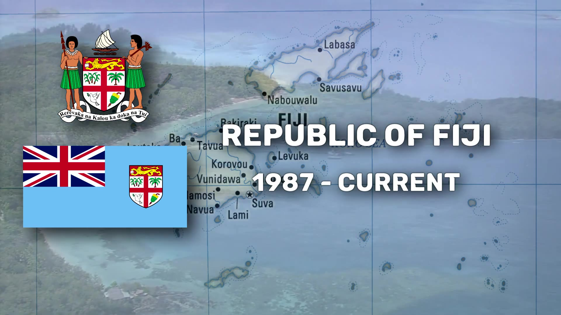 【国歌の历史】斐济
