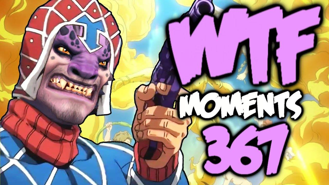 Dota 2 WTF Moments 367