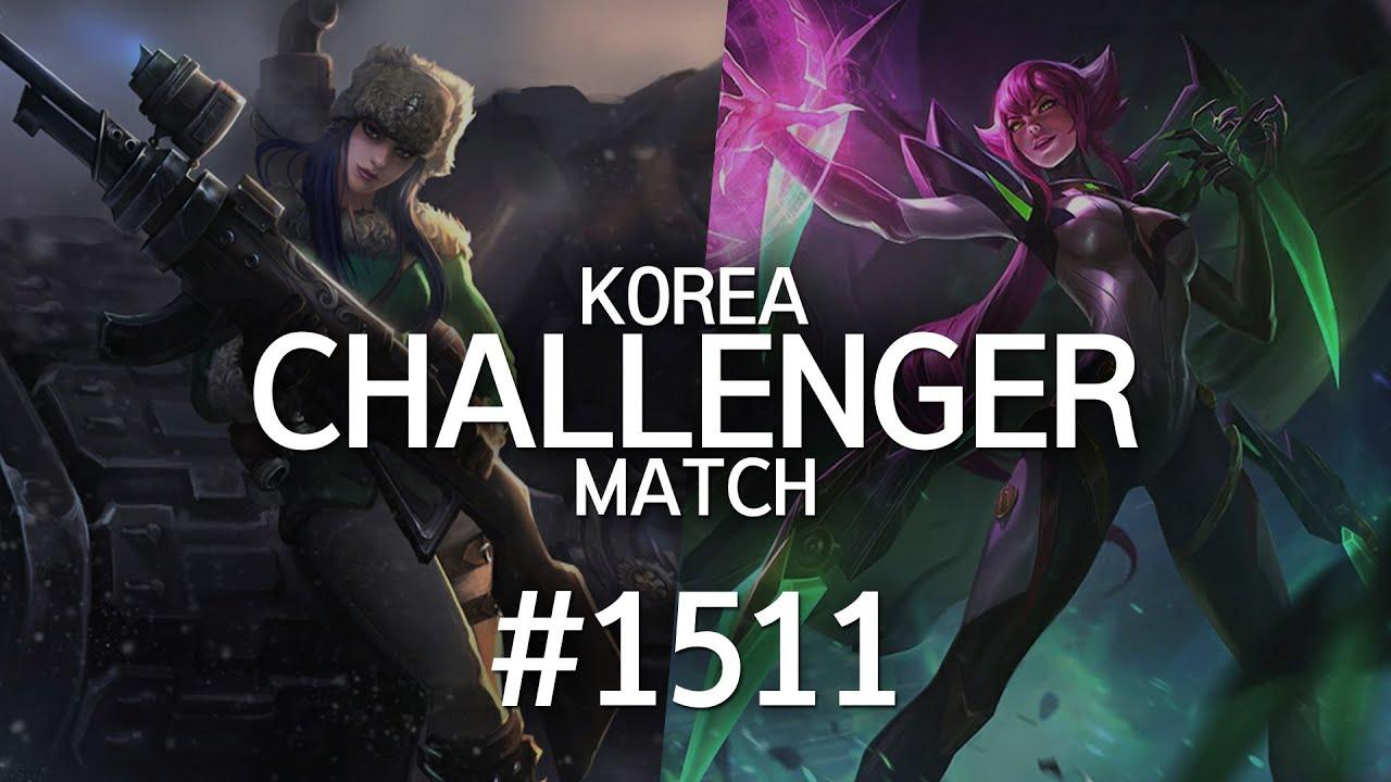 韩服最强王者菁英对决 #1511丨太哈人了