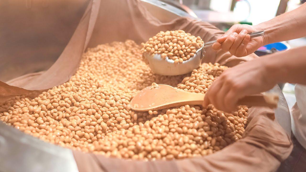 让人望而生畏的日本纳豆,日本人为了吃它,还发明了各种神器!