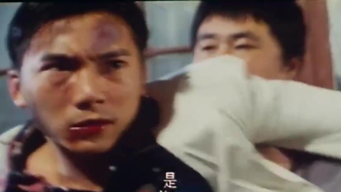邹兆龙难得演正派人物,大岛由加利和元华的对手戏真能打 (1)
