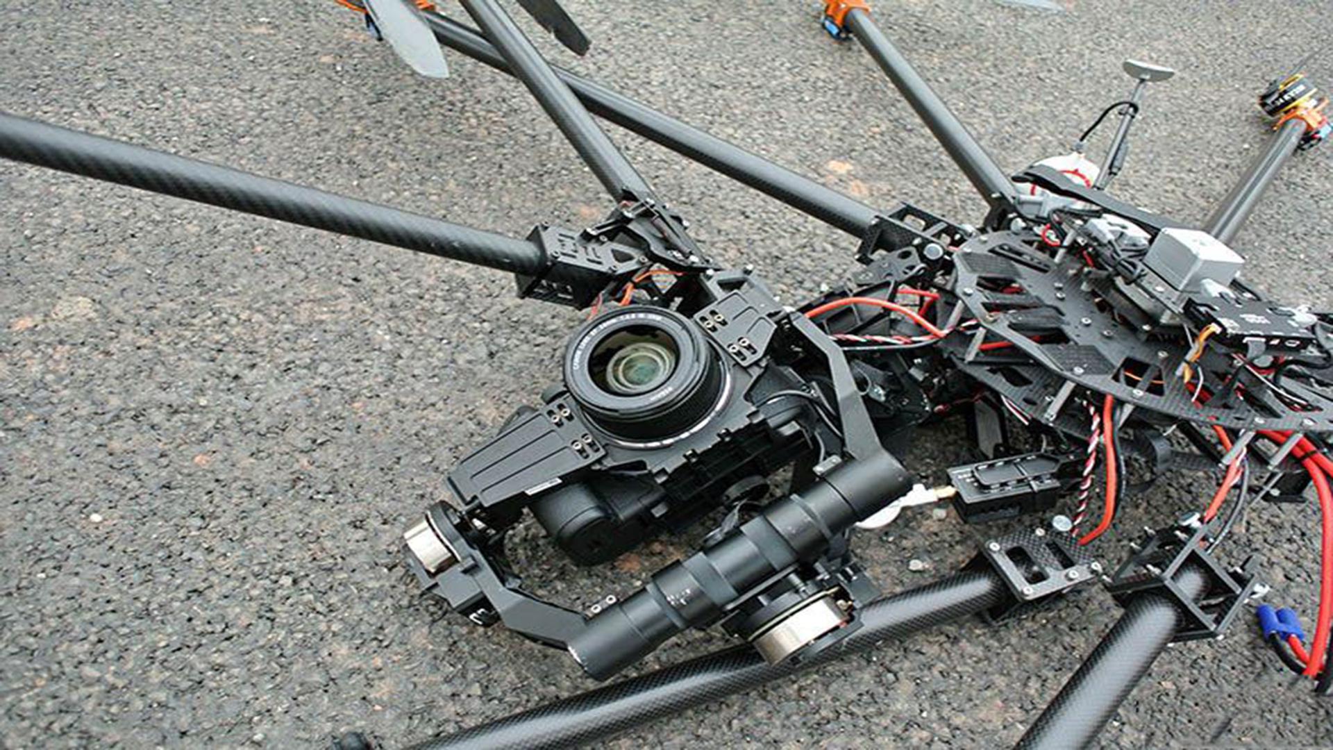 无人机炸机合集 第056期 没经历过炸机的飞手不是好飞手