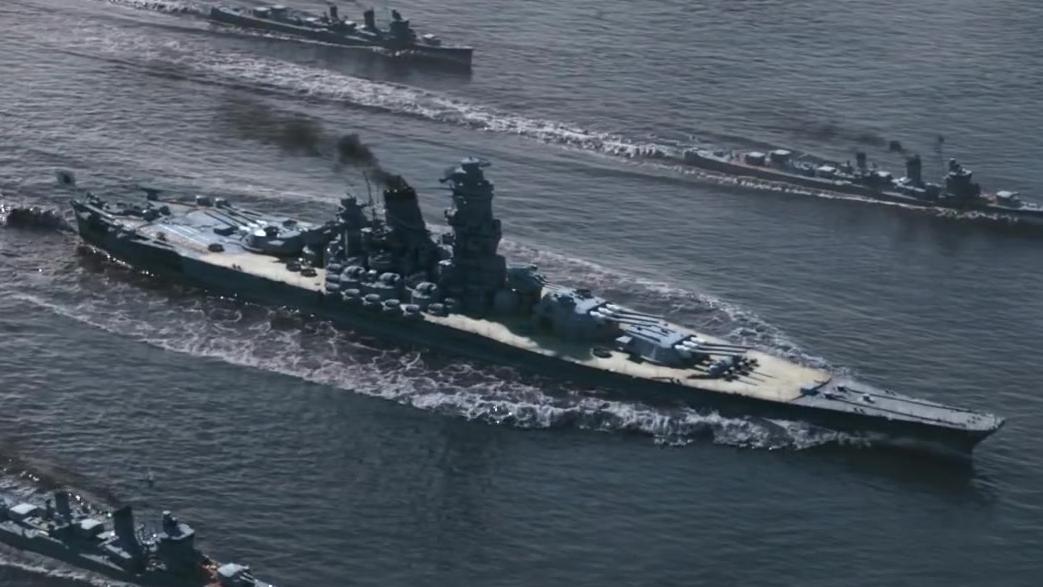 【透视眼】有史以来最大的战舰——大和号如何屈辱地沉没?