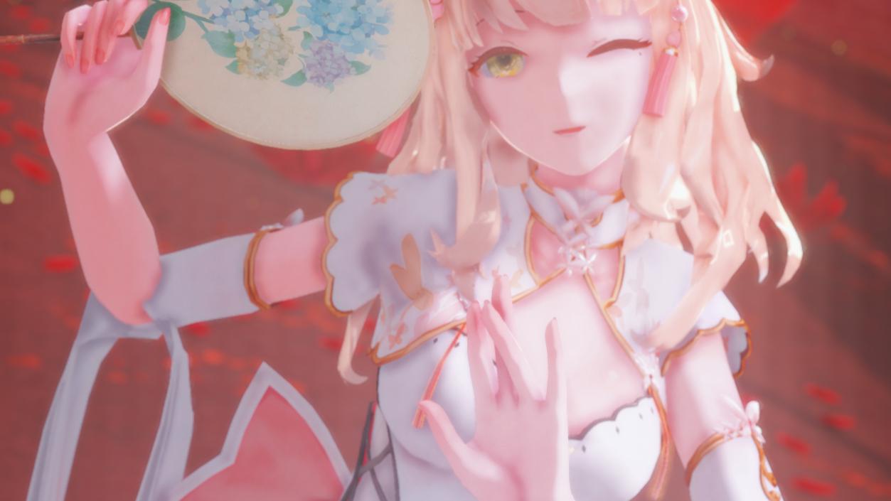 【MMD】千里邀月 跳舞过中秋啦