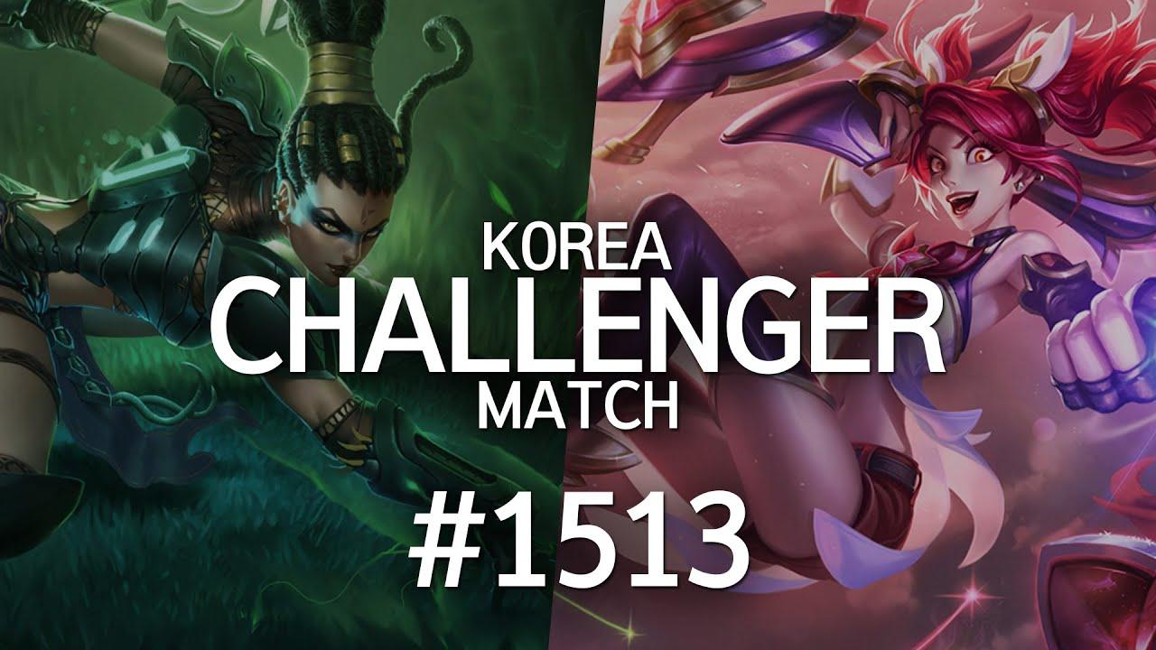 韩服最强王者菁英对决 #1513丨这就是传说中的欲扬先抑?