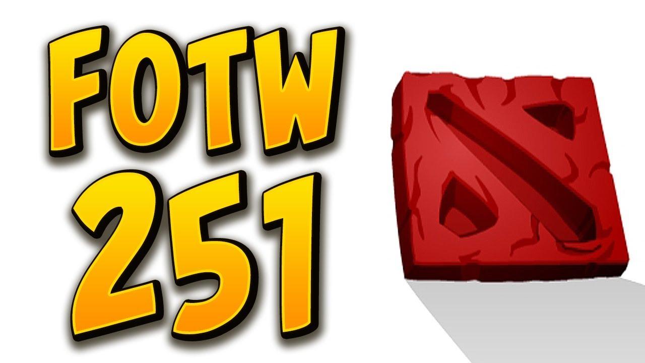 Fails of the Week Ep. 251 - Dota 2
