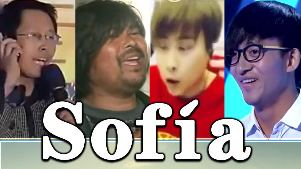 【全明星】西域风情-sofia