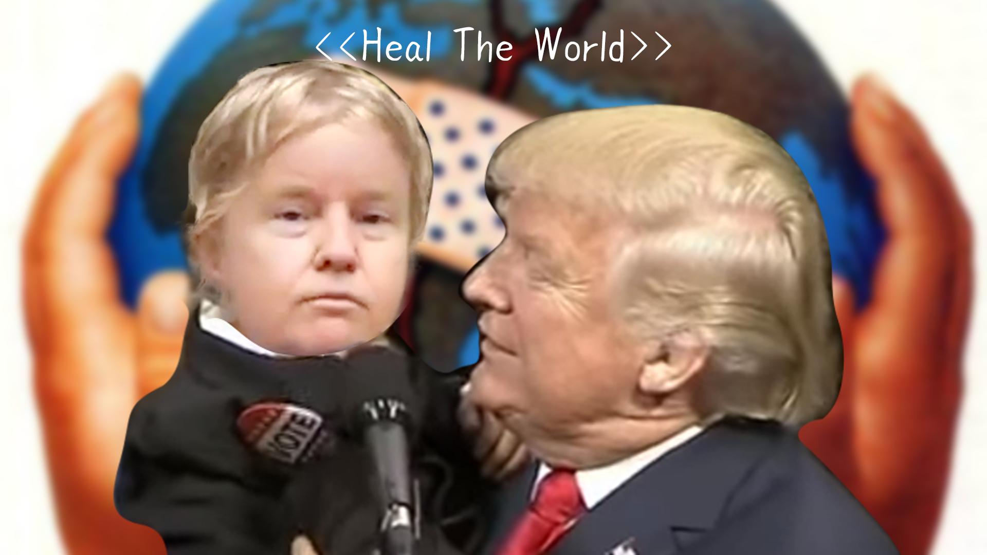 他,治愈了全世界