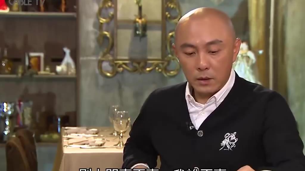 张卫健忆述刘德华助他捱过金融风暴