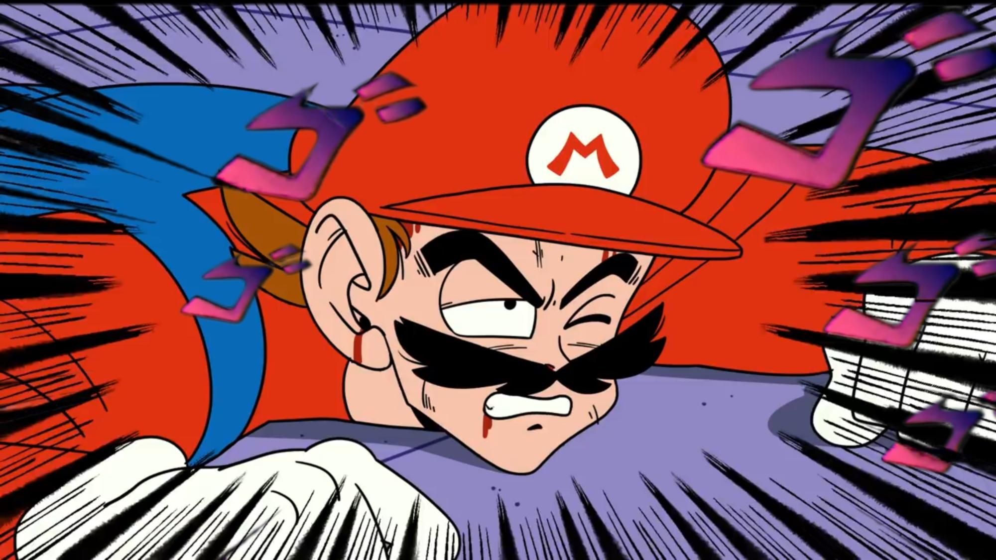 没想到你是这样的超级马里奥Dio(第二季)#搞笑配音
