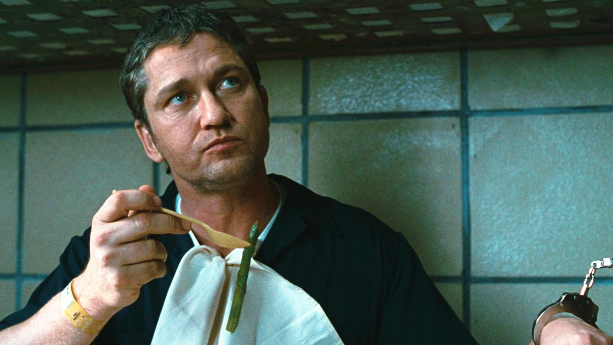 神级罪犯身处监牢却隔空制造连环谋杀,高智商复仇电影我只服这一部