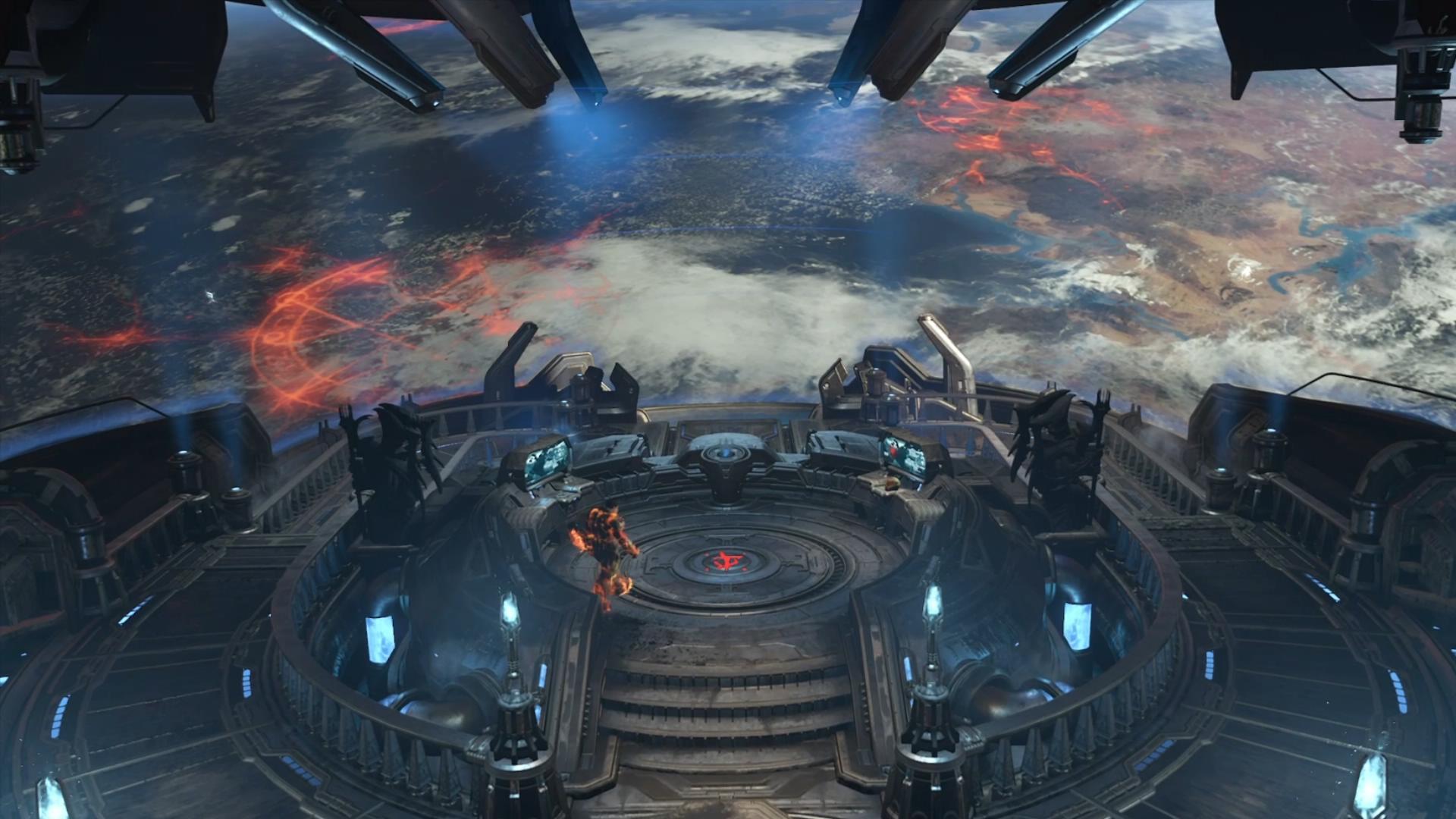 最高画质重制版【DOOM Eternal】毁灭战士:永恒-完整版全剧情过场动画CG和对话-电影式剪辑