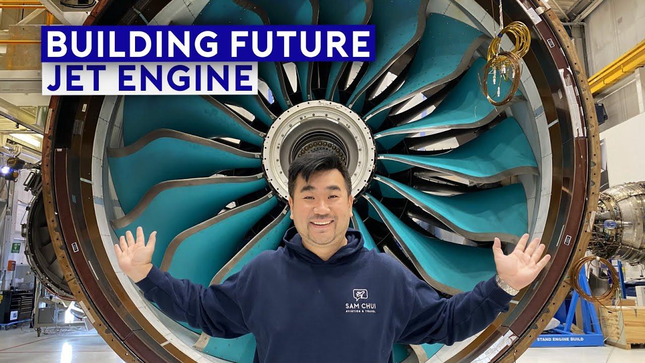 纪录片.揭秘劳斯莱斯工厂:建造未来航空发动机.2020[高清][英字]