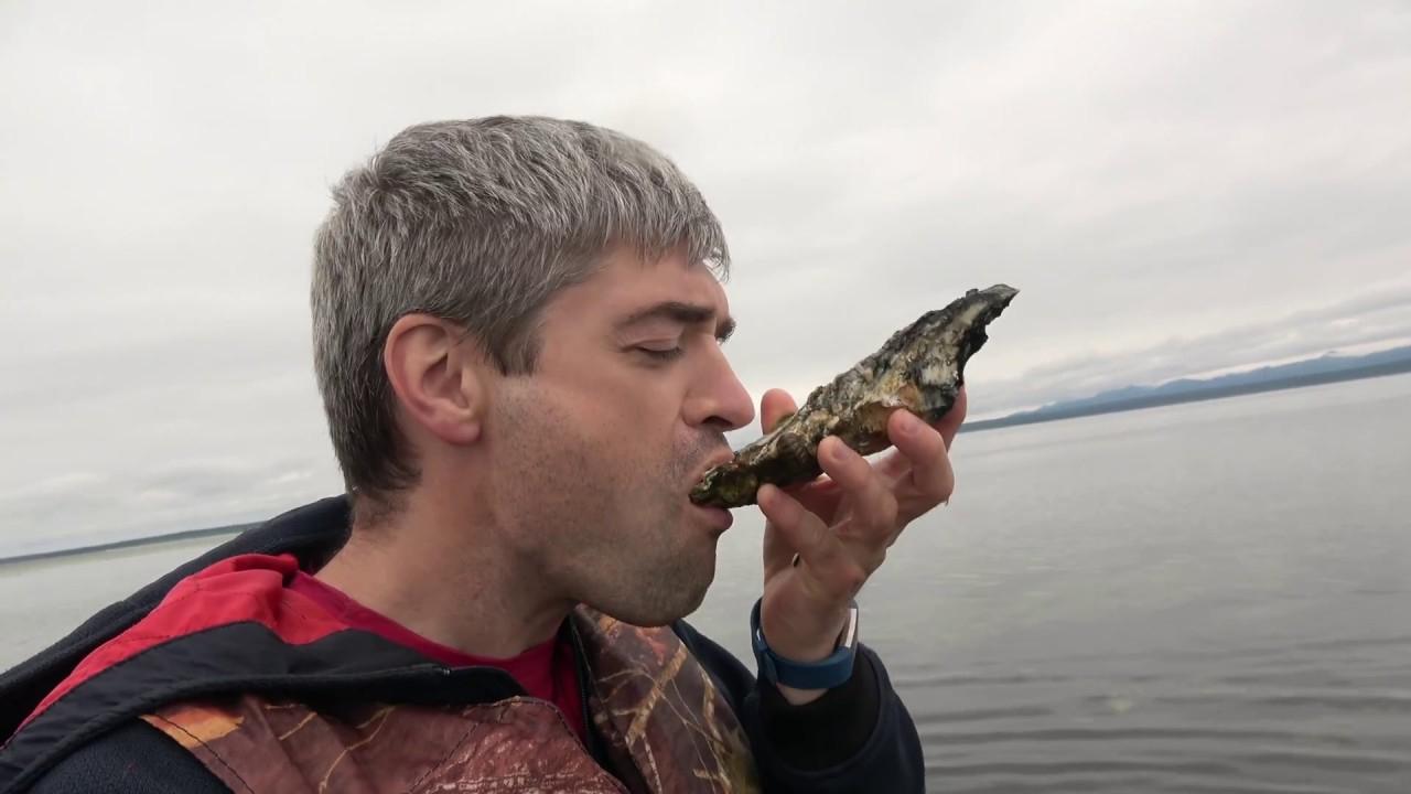 当被世界上最大蚝群包围时,随手一捞就是一大只,幸福来得太突然了!