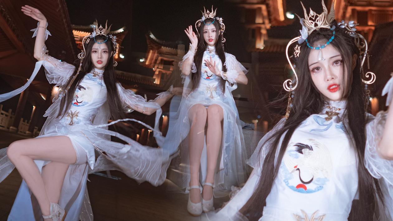【独家♛未南】要玉小兔还是嫦娥仙子~?♡广寒宫