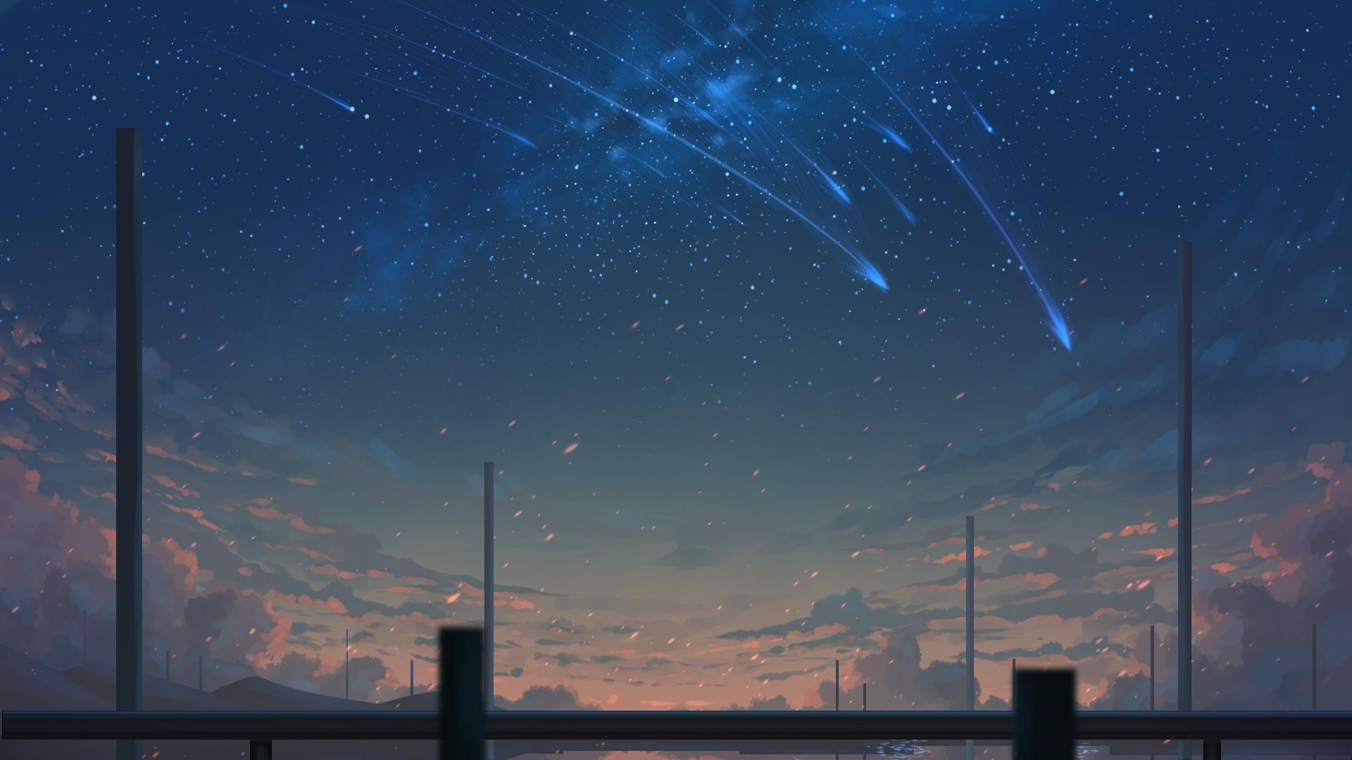 【原创电音】Meteor(流星)