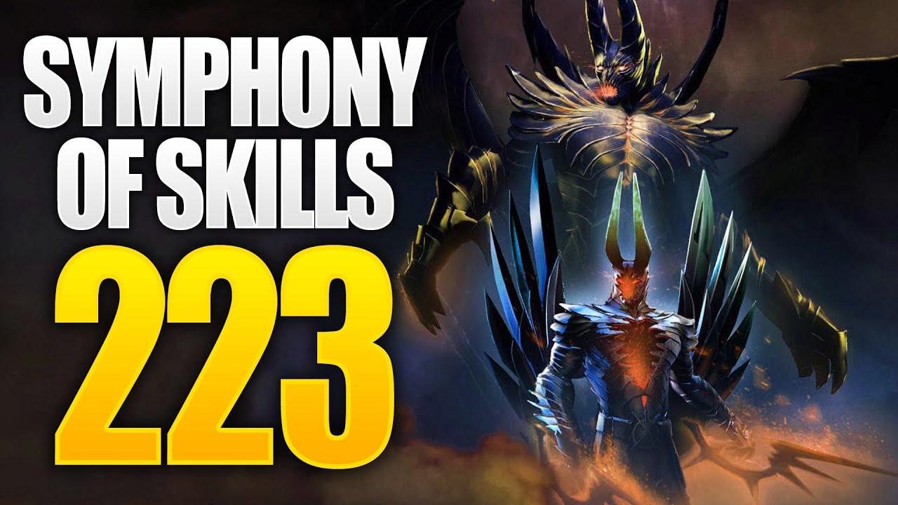 Dota 2 - Symphony of Skills 223
