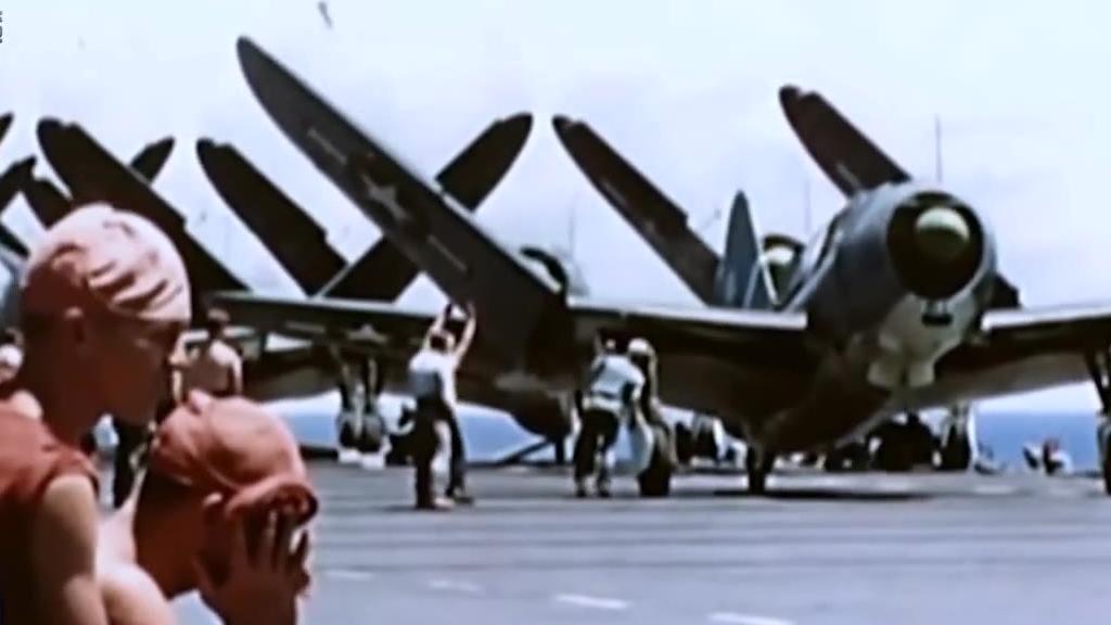 【透视眼】美军Essex级航空母舰怎样在太平洋战场上打败日本?