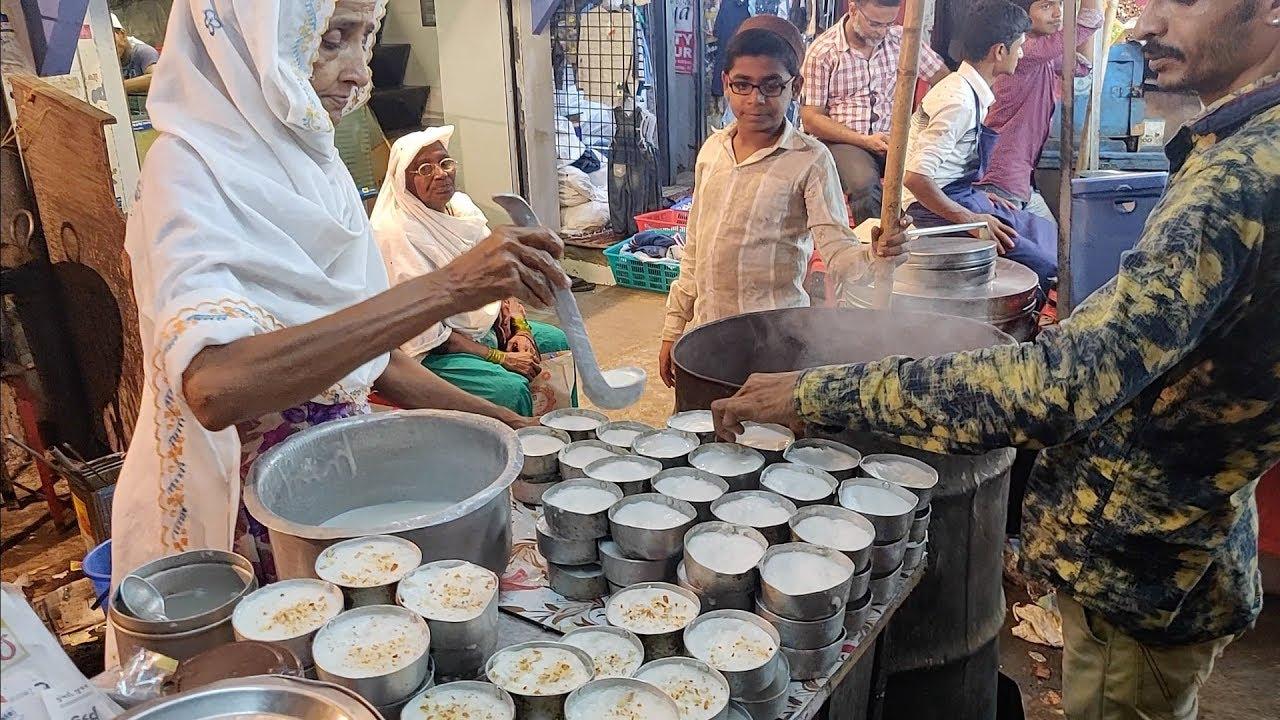 看看印度的街头美食小吃,你能吃下去哪一个!我服你