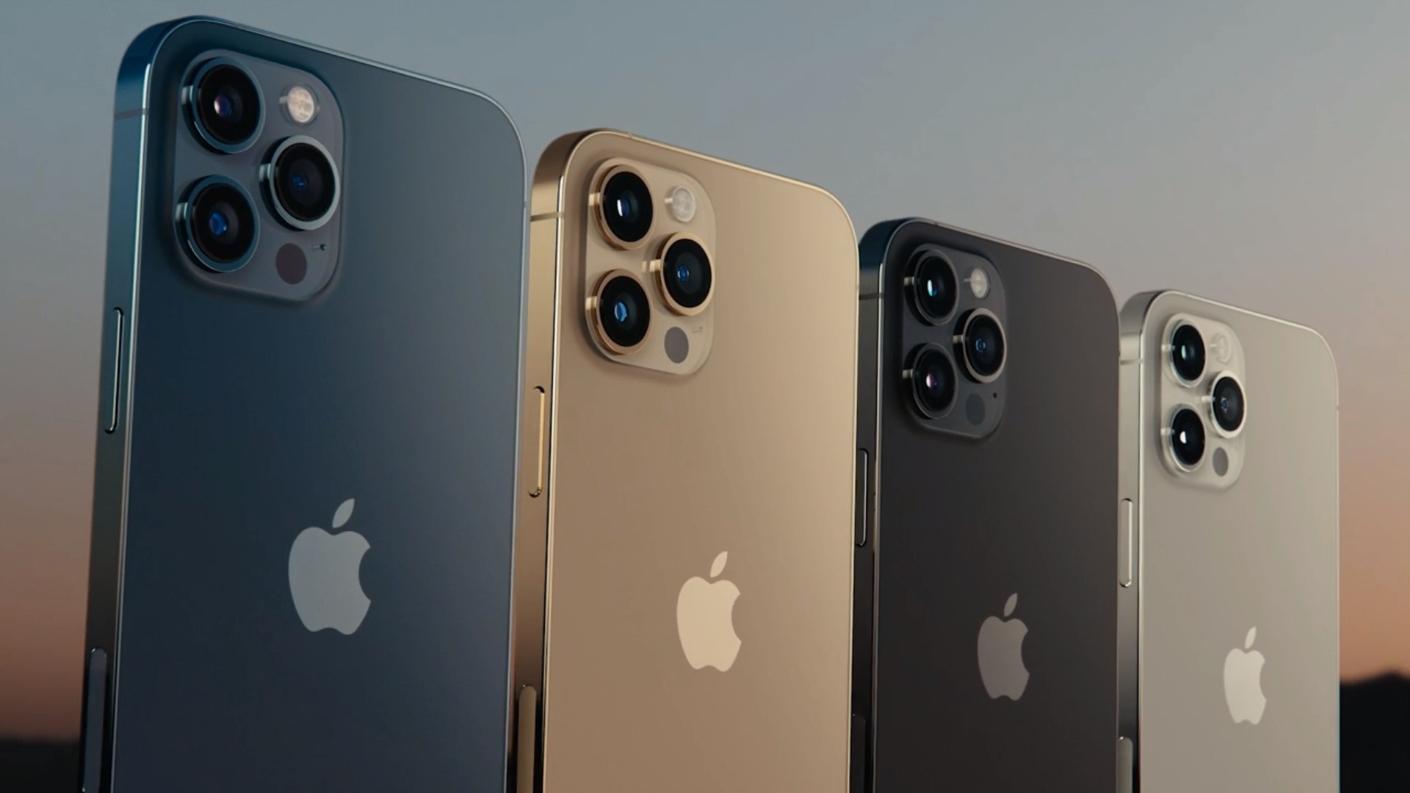 几分钟看完iPhone12新品发布会:5499元起售,全系5G无高刷!