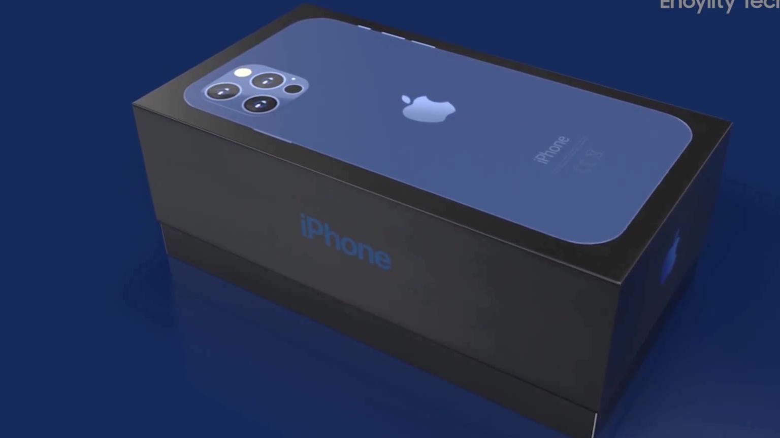 iphone12 开箱视频,一起来看看没有耳机和充电头的包装盒的内部什么样子吧!