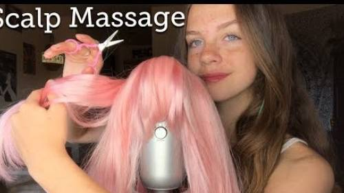 【Gracie K】为你做头发按摩