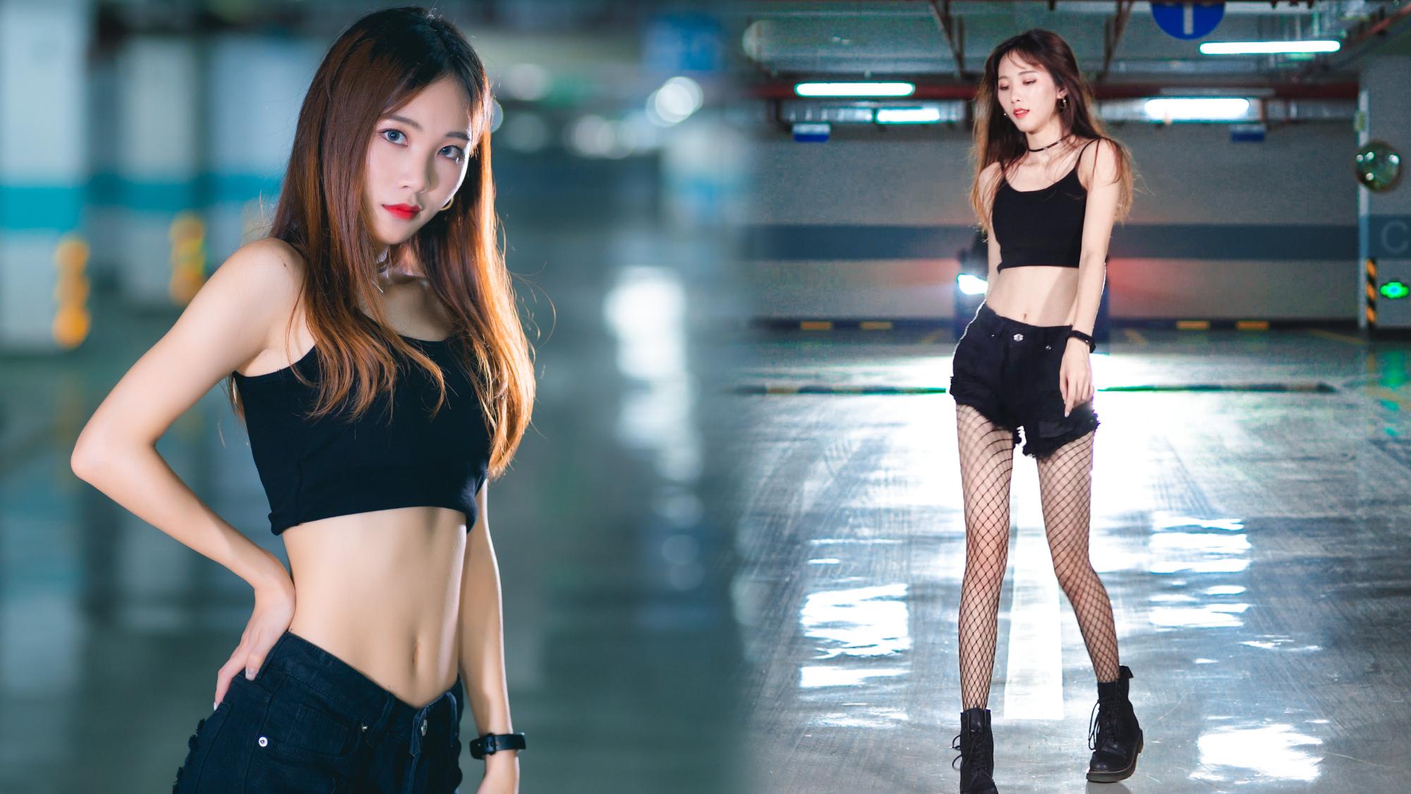 【可盈Kya】️华莎-MARIA️费腰费膝盖系列   4K60P