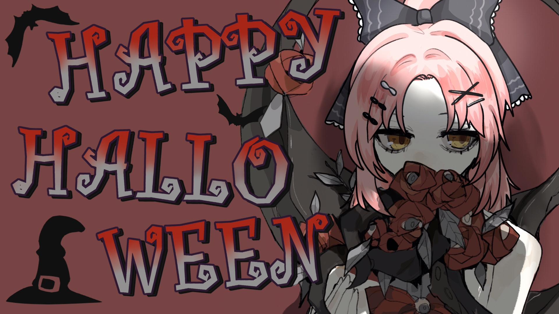 【VUP万圣祭】◇happy halloween◇不给糖果就捣蛋!
