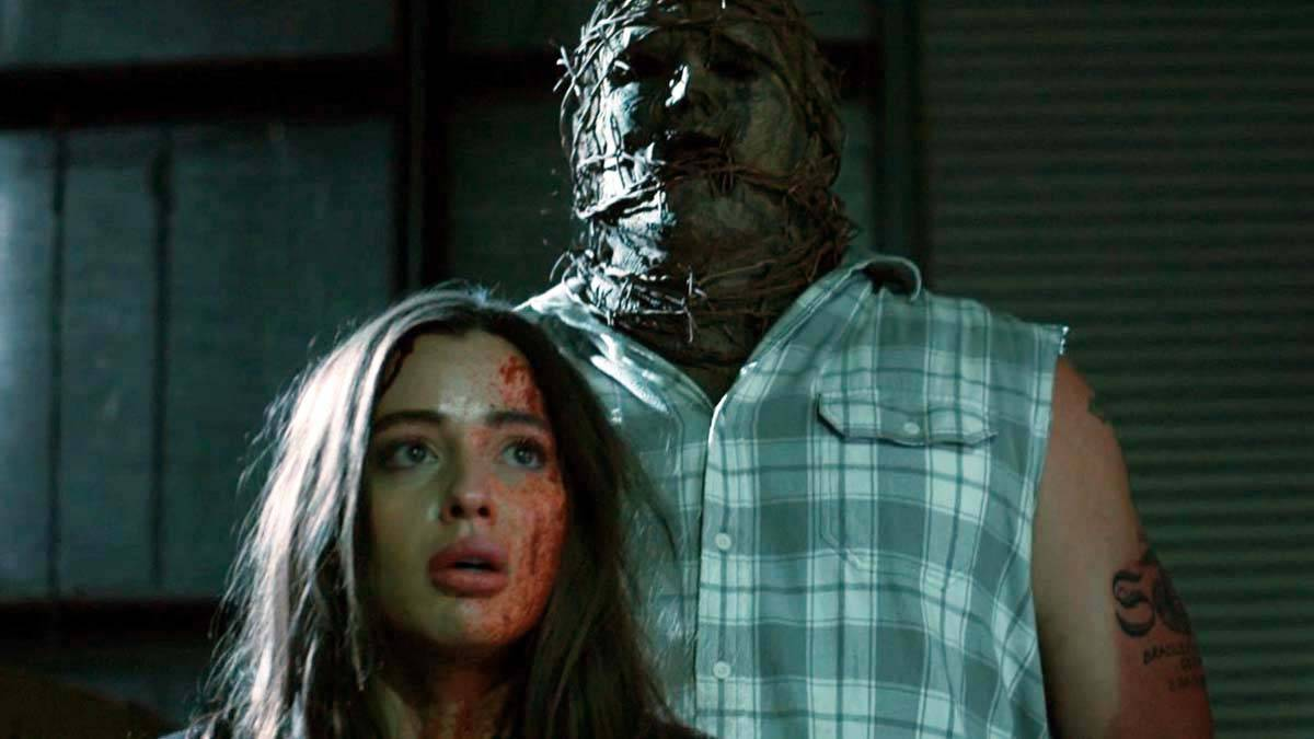 谷阿莫:她有特殊基因,被骗入迷宫敲晕,再抓去剥皮研究做化妆品2020《恐惧药物》