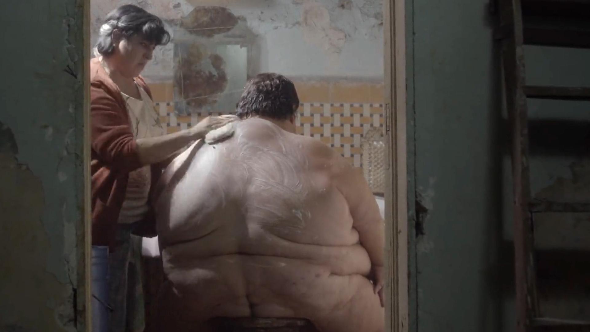 400斤的胖子,却有个不一般的梦想,这部电影后劲十足,受益良多!《行走距离》