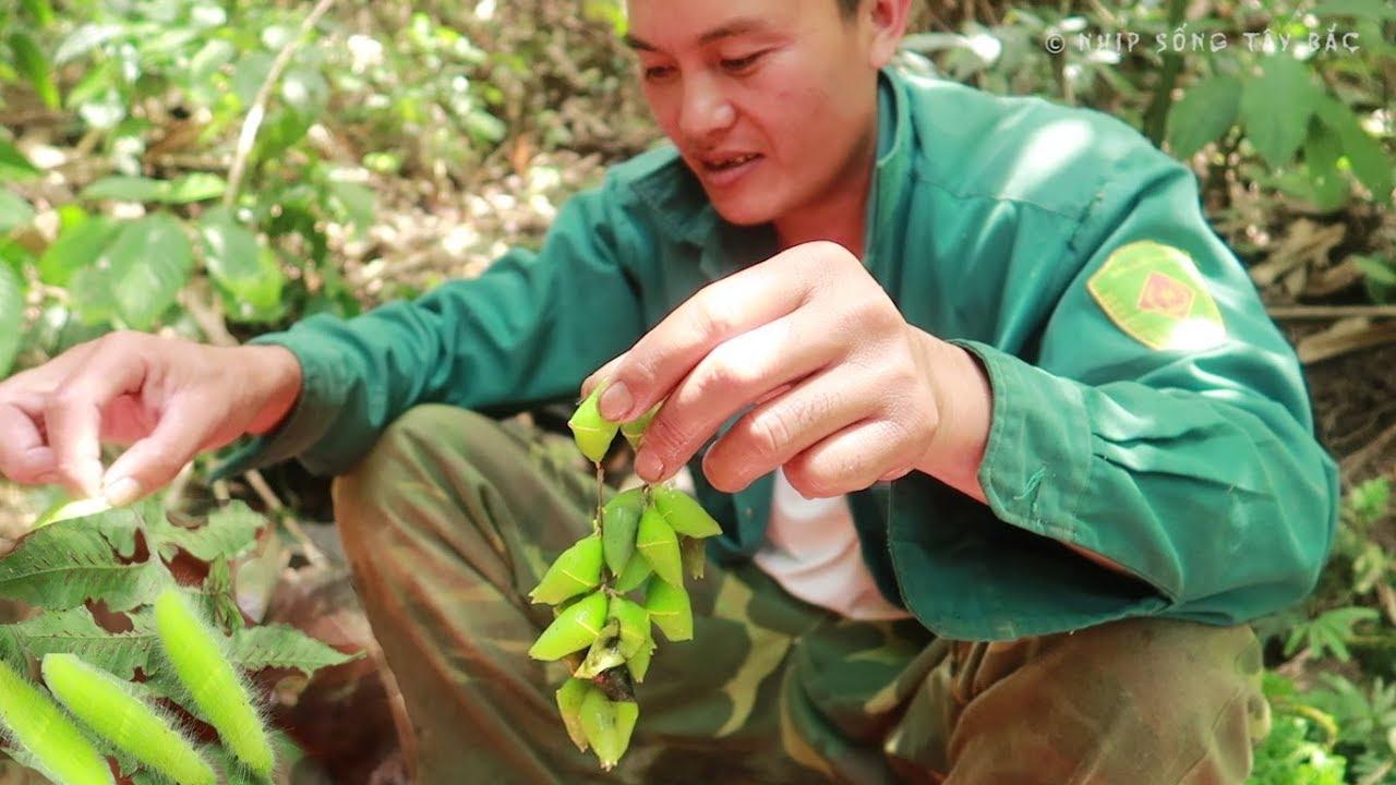 """小时候经常玩会扭动的""""地狱蜗牛"""",看看越南人是怎么吃的 ? 我想知道它们的味道如何!"""