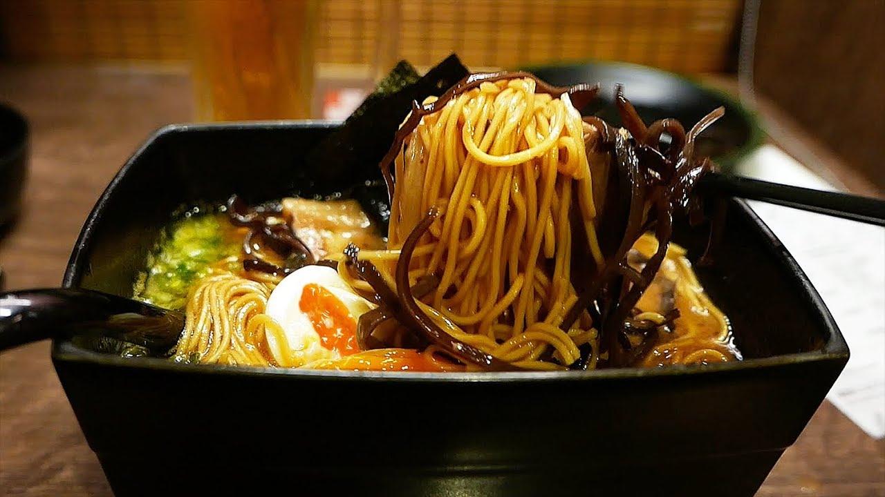 带你去吃日本最好吃的拉面,一蘭拉面,味道真好,自助点餐太绝了