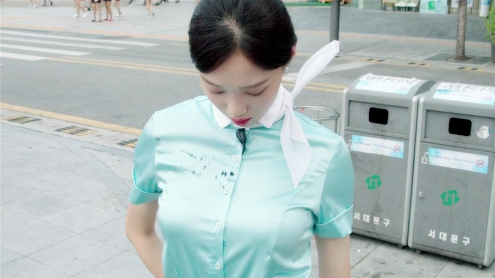 你看人家韩国的女警花,是不是霸气侧漏!《警花》