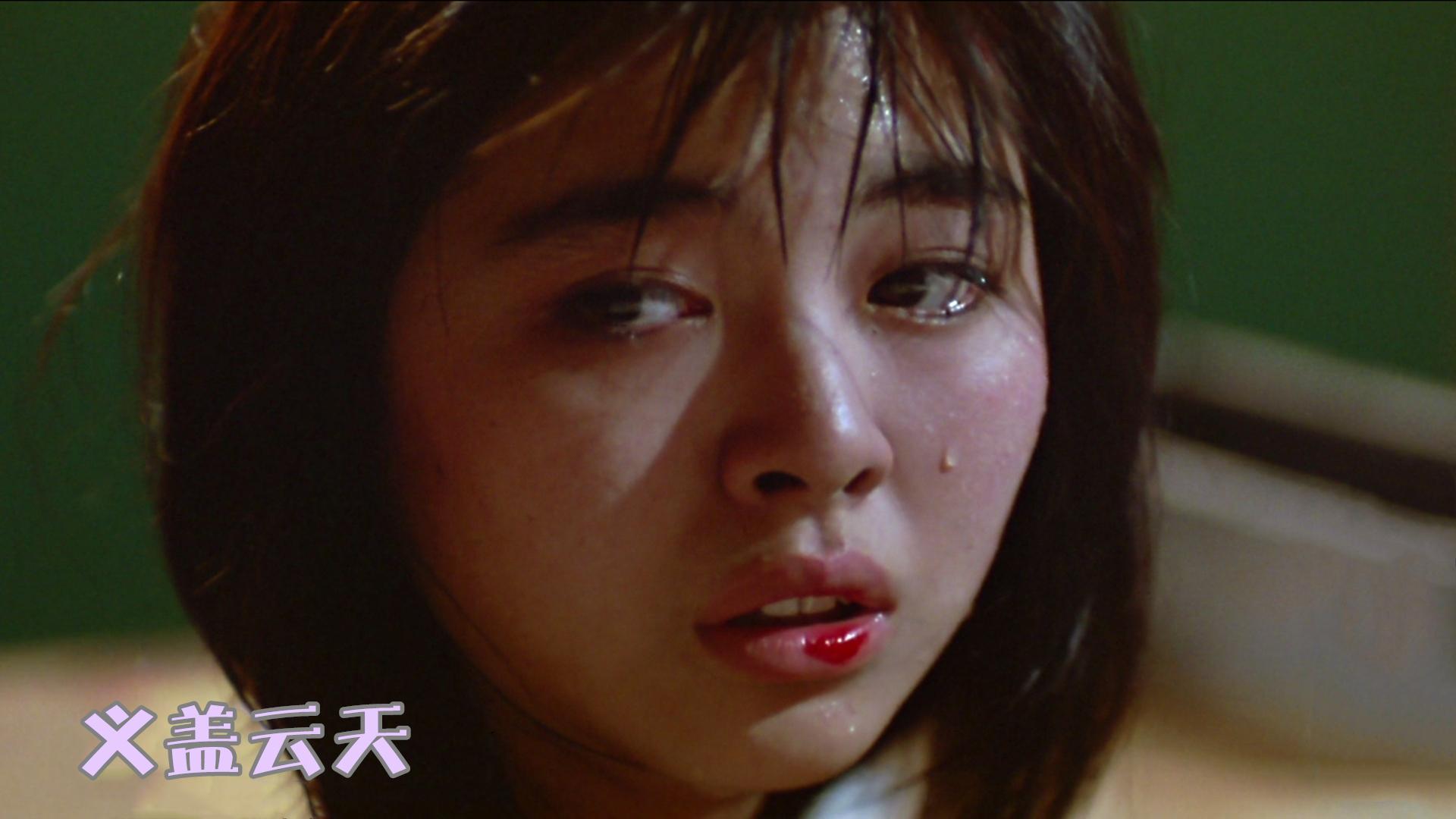 王祖贤破尺度表演的电影,全程不用替身,真是让人大开眼界