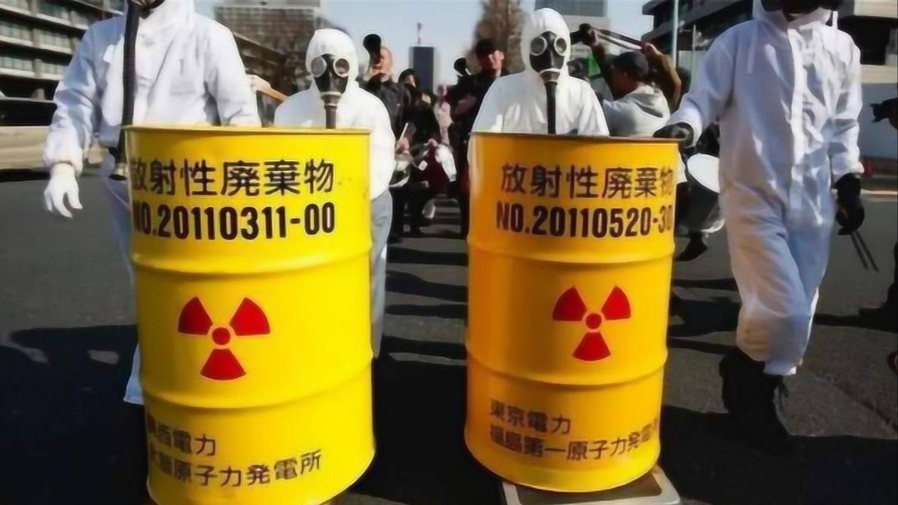 拉全世界垫背?日本将向太平洋排放百万吨核废水,声称别无选择