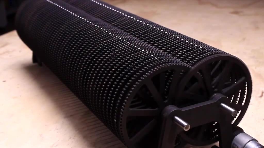 世界上最大的齿轮减速器