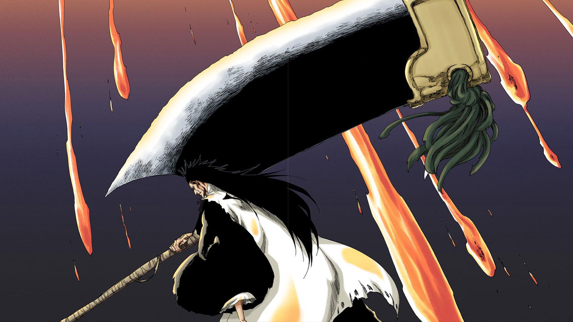 无法想象的强大!最强剑八vs幻想家葛雷密【死神千年血战18】