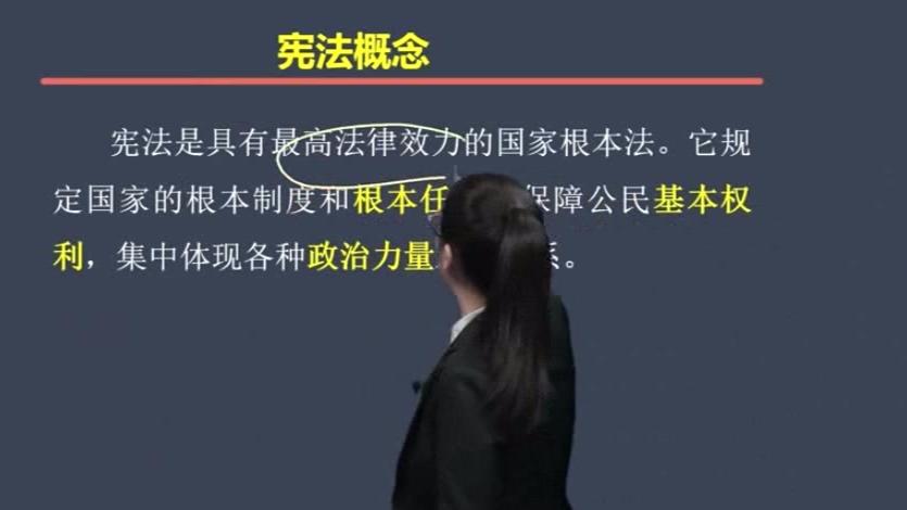 2020 2021公务员考试 省考国考行测  常识判断 李梦娇