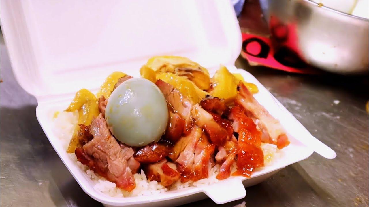 看香港人的盒饭有多享受?就冲这样的配置,黯然销魂果然名不虚传